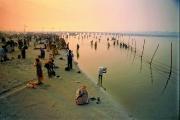 India, Allahabad Ganges
