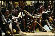 Ethiopia, Omo, Hamer Tribe