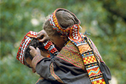 Pakistan, Balanguru, Kalash Tribe