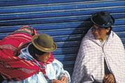 Βολιβία, Λίμνη Τιτικάκα, φυλή Αϊμάρα