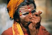 Nepal, Sadhu Holy Man